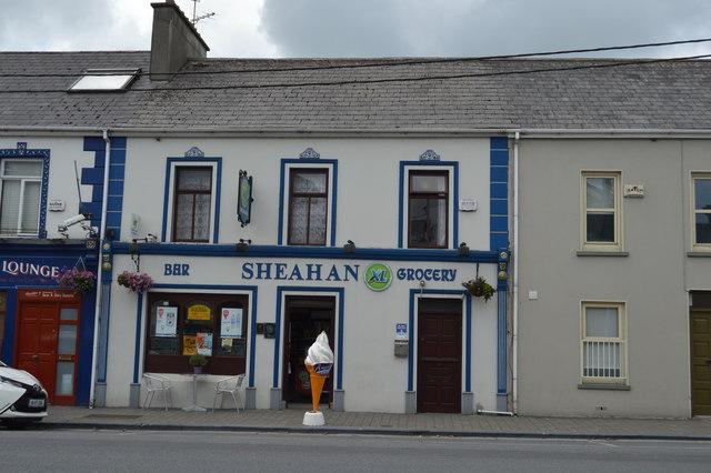 Sheahan Bar