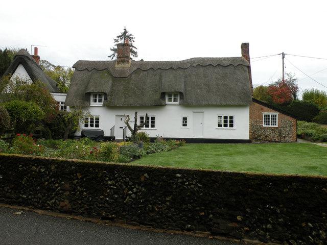 Cottar House, Dalham