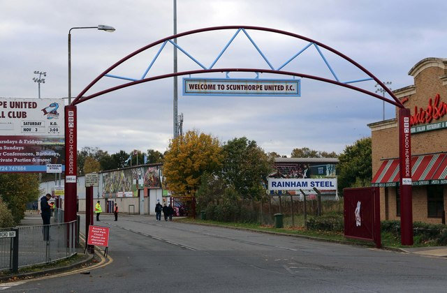 Welcome to Scunthorpe United