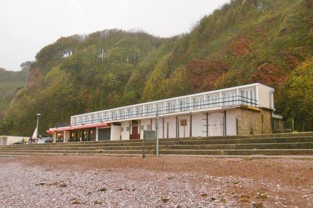 Babbacombe, café & cabins