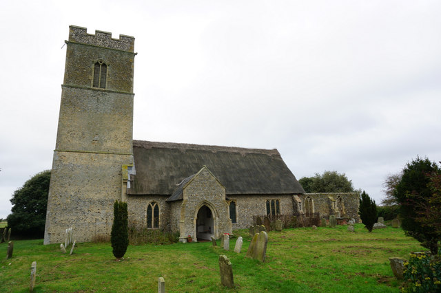 All Saint's Church, Lessingham