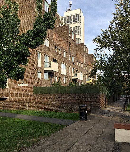 Doughty Court, Wapping
