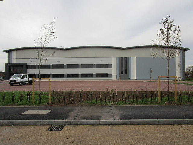 New industrial unit near Blyth