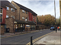 TQ3480 : Wapping Health Centre, Wapping Lane by Robin Stott