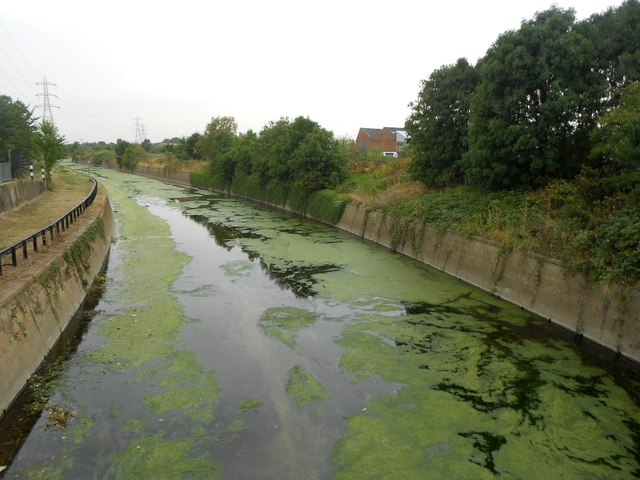 River Lee Flood Relief Channel