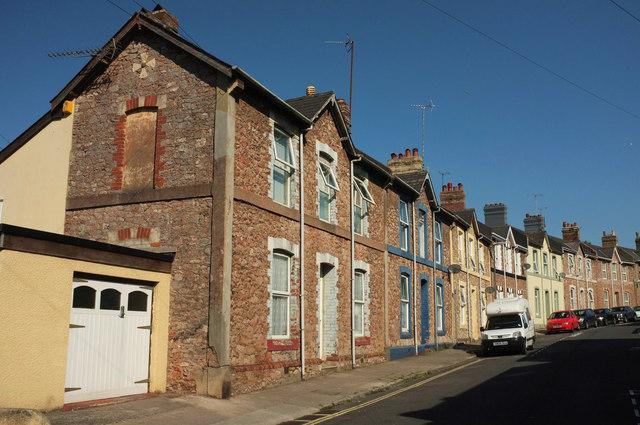 St James Road, Upton