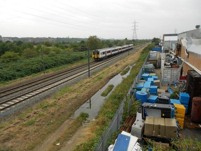 Lee Valley Railway Line