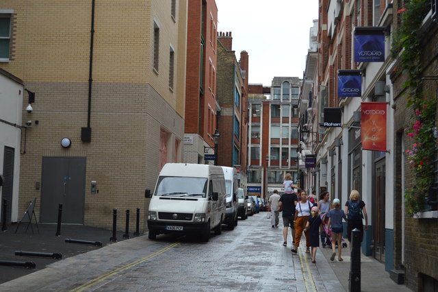 Mercer St