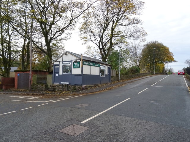 The Diggle Chippy