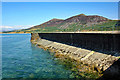 SH3747 : The Pier at Trefor by Jeff Buck