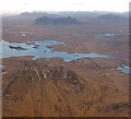 NC1010 : Stac Pollaidh, Suilven, Canisp and Quinag by Anne Burgess