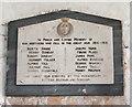 TL6199 : Fordham War Memorial by Adrian S Pye