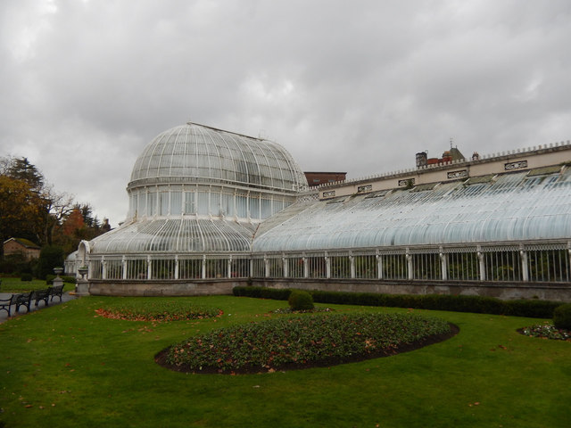 The Palm House, Botanic Gardens Park