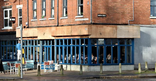 Cyprus Avenue (restaurant), Belfast (November 2018)