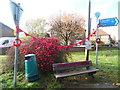 SP8700 : Poppy Display in Prestwood by David Hillas
