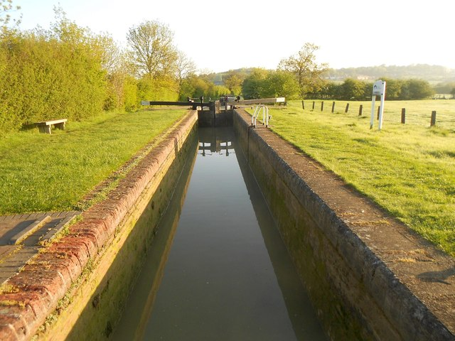 Oxford Canal: Lock Number 11