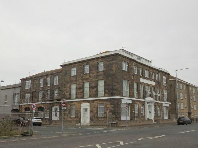 Pennine View Apartments, Dock Street, Fleetwood