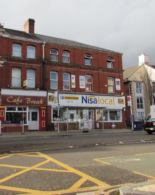 CK Foodstores, High Street, Swansea