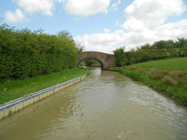Oxford Canal: Bridge Number 123
