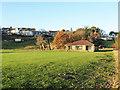 NZ1531 : Cricket ground at Witton-le-Wear by Trevor Littlewood