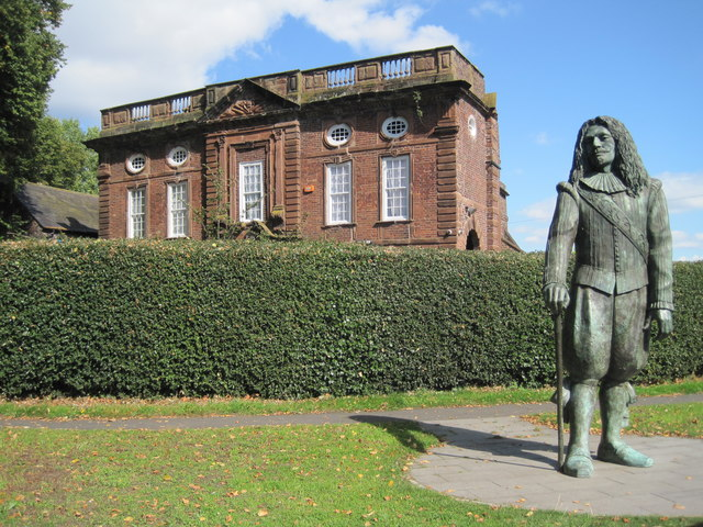 Childe of Hale bronze statue