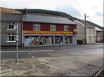SS9389 : Ogmore Vale Convenience Store by Jaggery