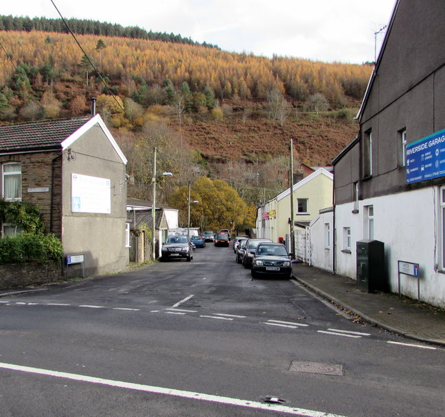 Water Street, Ogmore Vale