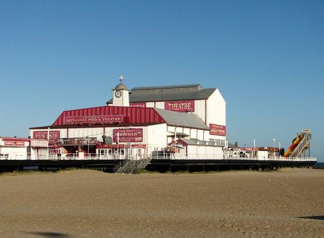 The Britannia Pier Theatre