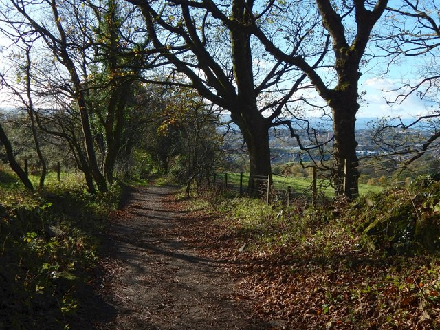 Overtoun House Circular Path