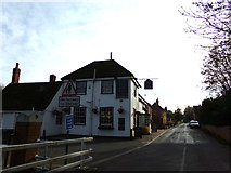 TL8928 : The Swan Inn Public House, Wakes Colne by Adrian Cable