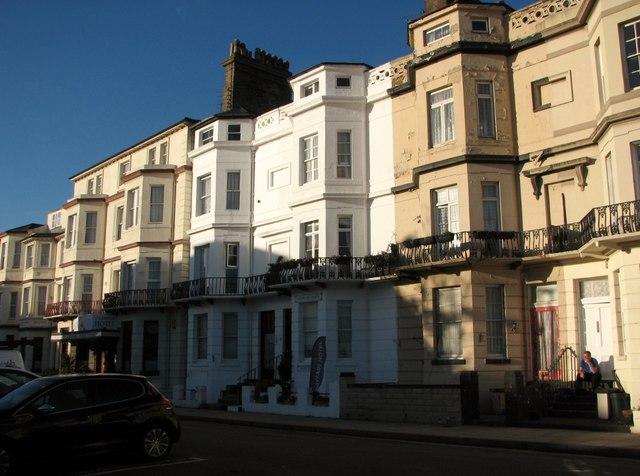 Terrace of Houses on Albert Square