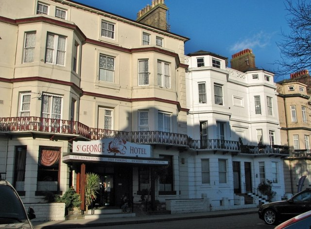 The St George's Hotel