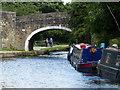 SE2336 : Newlay Stone Bridge No 221 by Mat Fascione