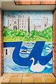 SO5174 : Mural #2, former Budgens, Upper Galdeford by Ian Capper