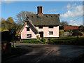TL7652 : Bridge Cottage, Denston by Keith Edkins