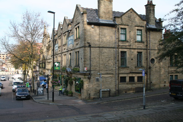 Rochdale: The Flying Horse Hotel (PH)