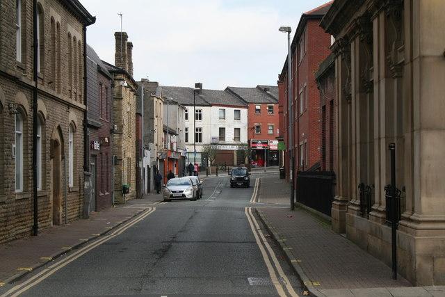 Rochdale: Fleece Street