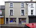 H4572 : Pop up shop, Bridge Street, Omagh by Kenneth  Allen