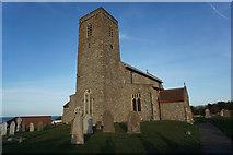 TG1743 : All Saints Church, Beeston Regis by Ian S