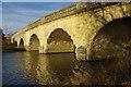 SP4408 : Swinford Bridge : Week 46