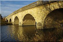 SP4408 : Swinford Bridge by Stephen McKay