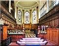 SJ8398 : Inside St Ann's Church by Gerald England