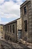 SE0125 : Mytholmroyd Methodist Church, Hall Bank Lane by Roger Templeman