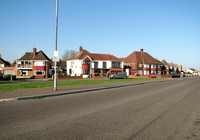Houses on North Drive