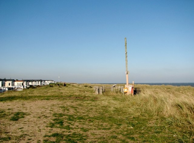 Footpath to Caister-on-Sea