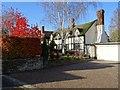 SO8936 : Timber-framed cottage by Philip Halling