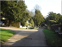 SE2768 : Path to Fountains Hall and Abbey by Oliver Dixon