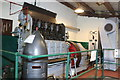 SN2949 : Internal fire Museum of Power - Mirrlees diesel engine by Chris Allen