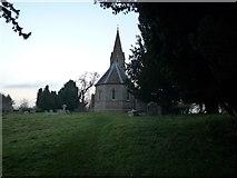 SO6658 : St. Mary's Church (Edvin Loach) by Fabian Musto