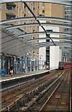 TQ3779 : Crossharbour DLR Station by N Chadwick